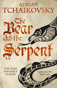 The Bear and The Serpent Cover